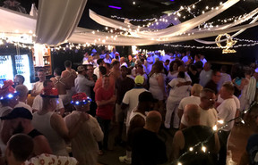 White Party in the Bar