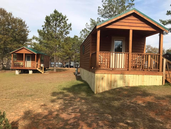Cabins 1113 & 1114