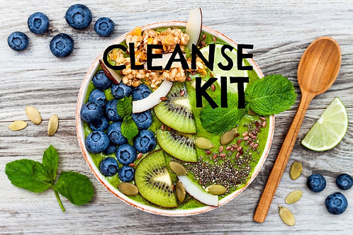 Mindful CLEANSE KIT