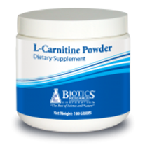 L-Carnitine Powder (4 oz)