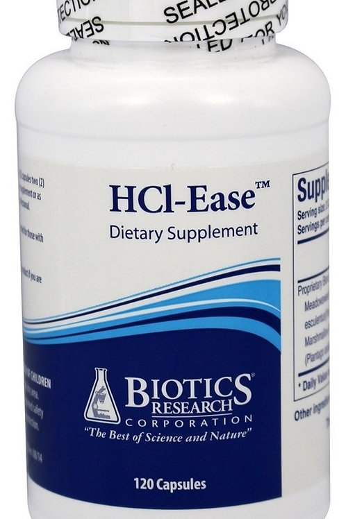 HCl-Ease (120 C)