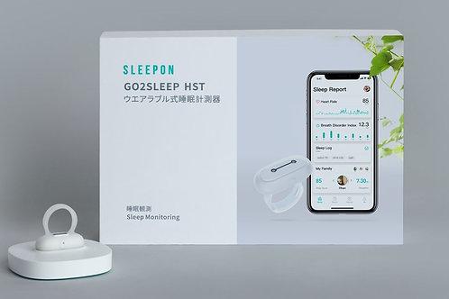 Sleepon Go2sleep 睡眠追蹤指環