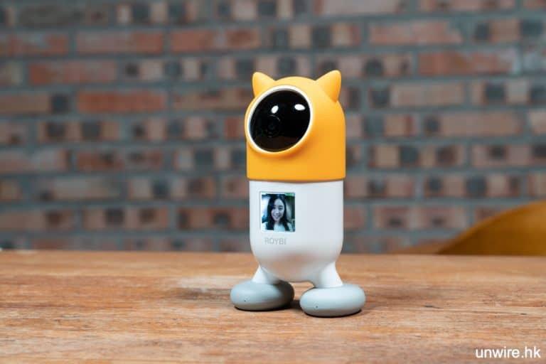 ROYBI學習英文 AI 機械人