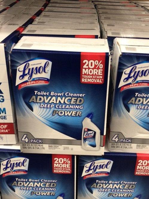 美國進口🇺🇸 Lysol 馬桶清潔劑(4支/箱)