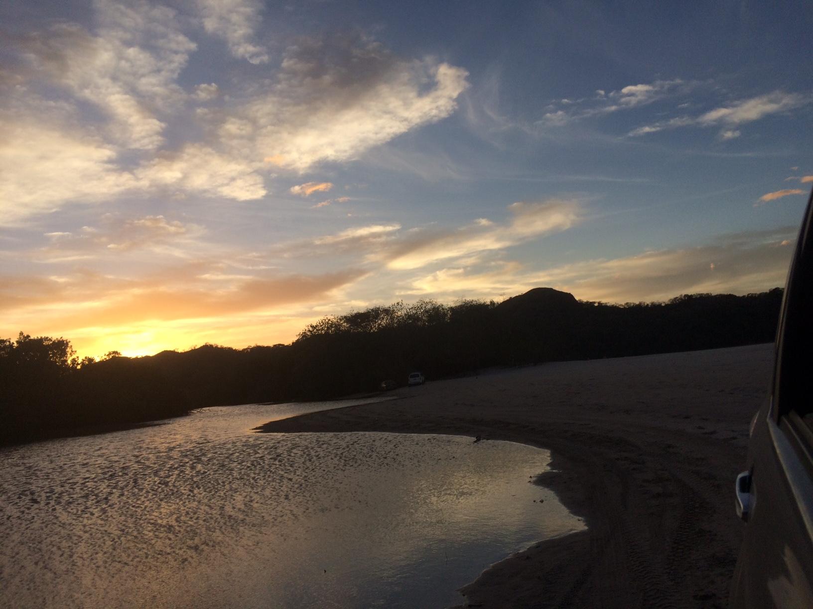 Estero Playa Conchal