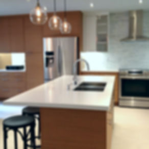 Toronto Kitchen | Dining after