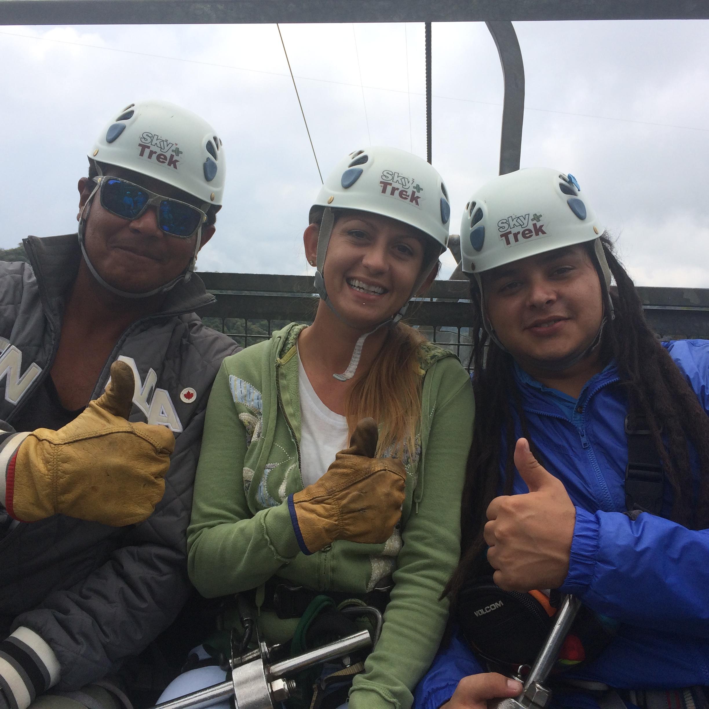 Sky Tram - Monteverde