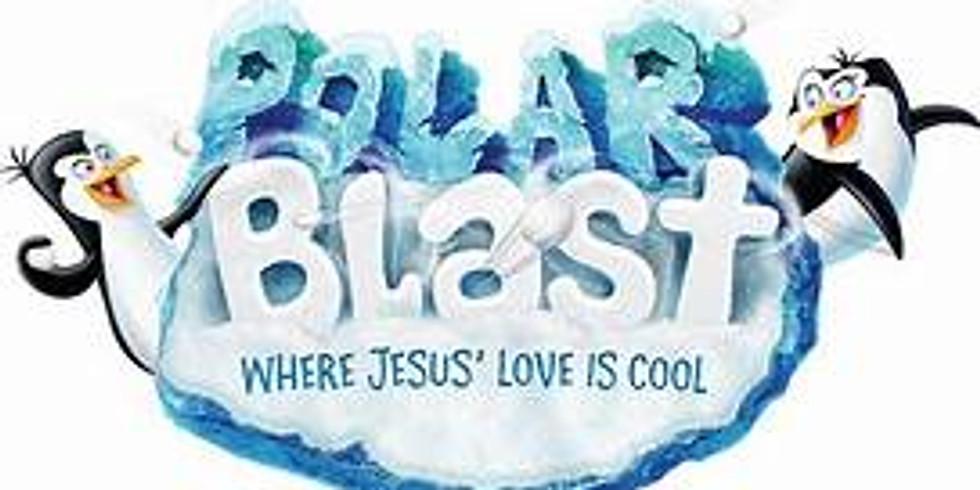 Vacation Bible School- Polar Blast: Jesus's Love Is Cool!