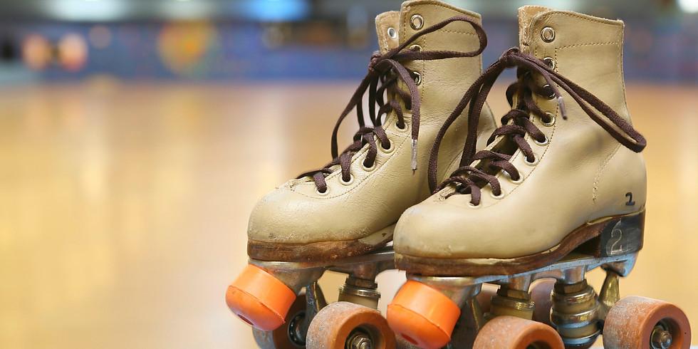 Elementary Roller Skating Trip