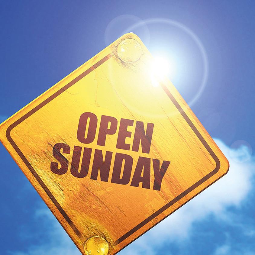 XtraJOY ... Open Sunday
