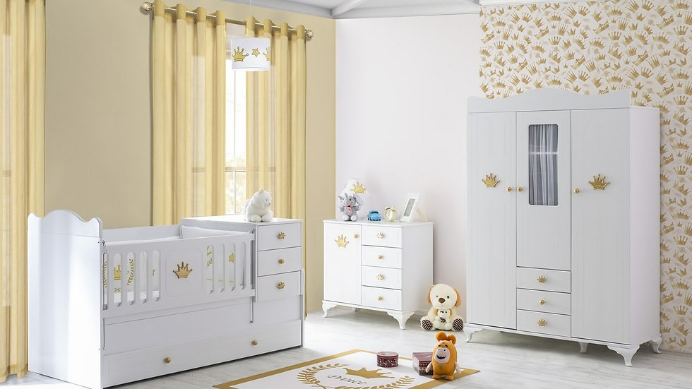 Babyzimmer Kupon Kral Gold