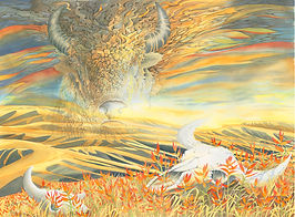 Ghost of the Prairie