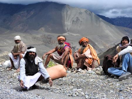 Bart vanruymbeke - Nepal