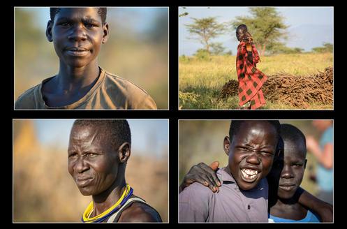 Lindsey Andries - Uganda