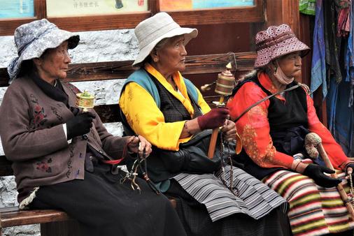 Bart Vanruymbeke - Tibet
