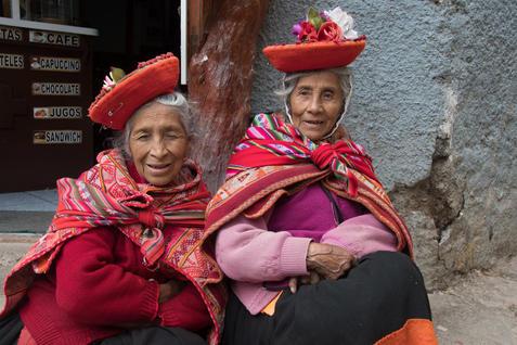 Katia Villaseca - Peru