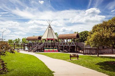 Janesville's Peace Park Built on the Sit