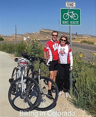 Mike & Patty biking in Colorado.JPG