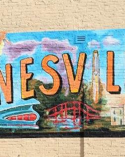 Janesville Mural by James Richter