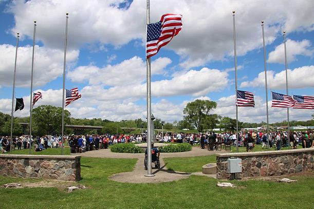 Memorial Ceremony at Traxler.jpg