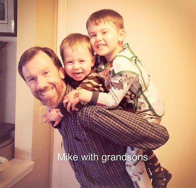 Mike with grands, Declan and Aiden 2.jpe