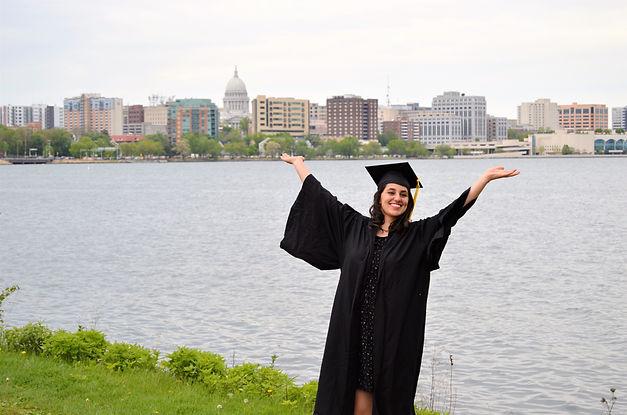 Mina graduated.jpg