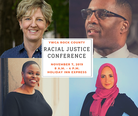 Racial Justice Conference - JB,RJ,SL,HE.