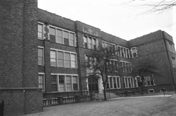 Janesville High School - now Marshall Ap