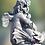 Thumbnail: Fonteinbeeld : Engel met de draak