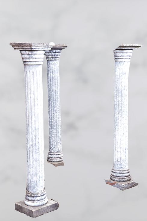 Griekse zuilen