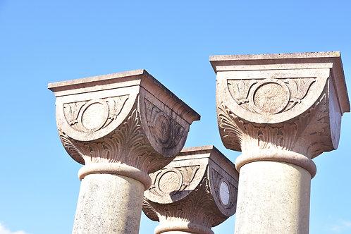 4 Romeinse zuilen