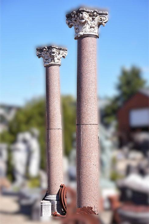 Zuilen in Romeinse stijl