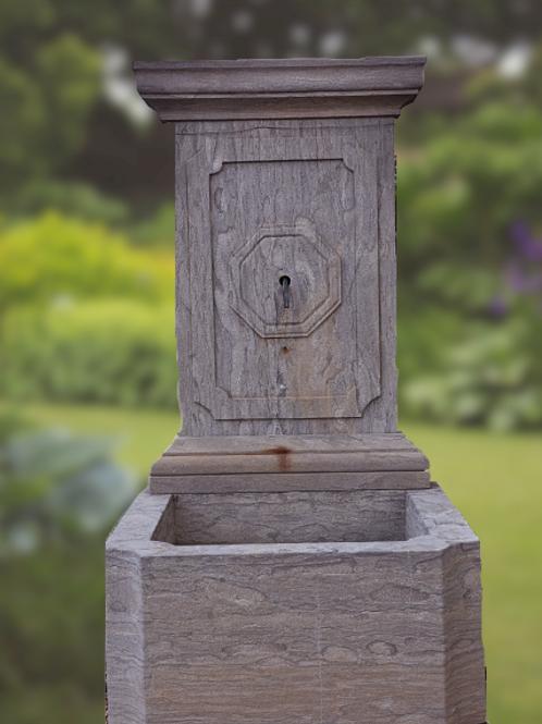Antieke fontein