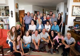 Do Dánska odjelo na podzim 1939 zhruba 80 mladých lidí z Československa. Vypátrala jsem jich 30 po celém světě, našla jsem jejich pěstounské rodiny, jejich kamarády a známé. V roce 2012 jsem zorganizovala setkání pamětníků a jejich rodin v Izraeli. Foto Jan Jindra.