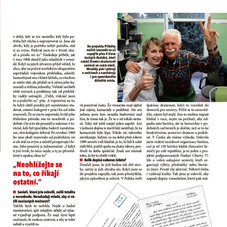 Article about intergenerational project