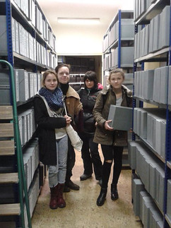Research in archives