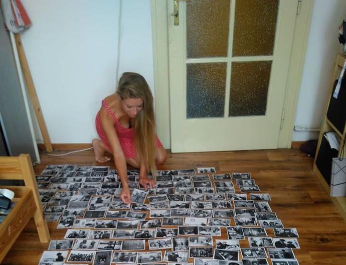 Hundreds of photos