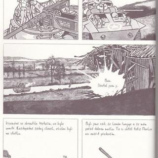 Comics about Alana