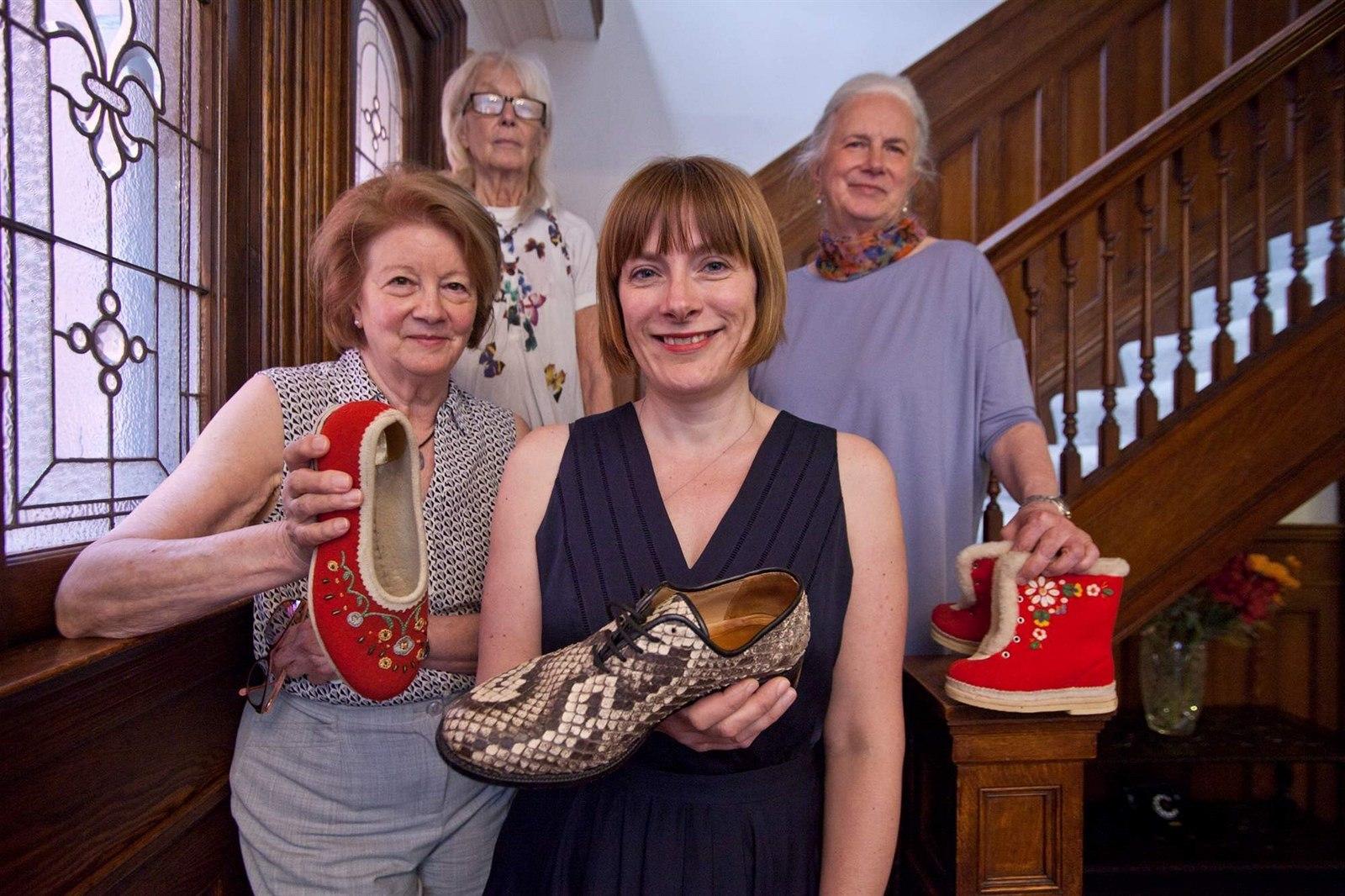 Famous shoemaker