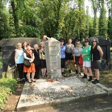 Kafka tour in Prague