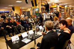 Audience in Prague