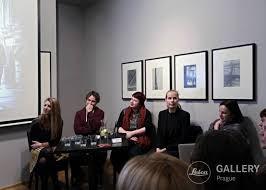 Presentation in Leica Gallery