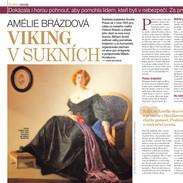 Fascinující příběh švédské hraběnky, která pomáhala za války Čechům, kteří se chtěli zapojit do odboje.