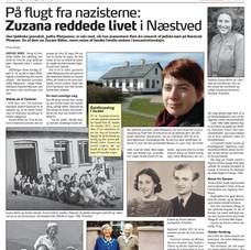 Article in Danish press