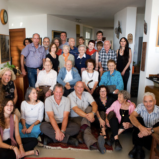 Reunion after 70 years