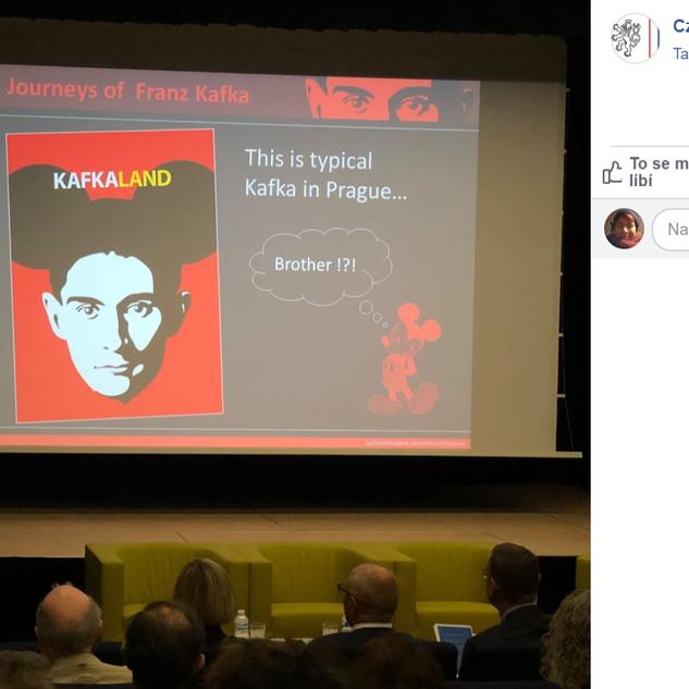 Kafka in London