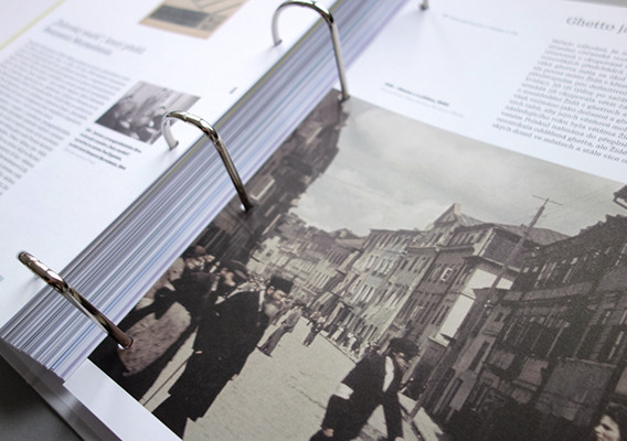 Detail of the book