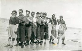 Téměř všichni mladí lidé z Československa pocházeli z měst. Byli zvyklí na život ve městě a najednou se ocitli kdesi v Dánsku.