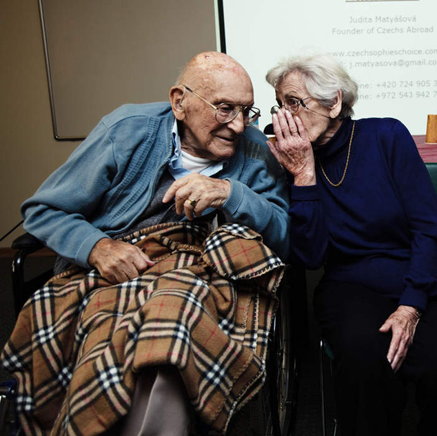 Reunion after 71 years