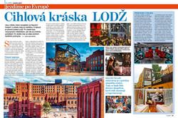 David Lynch inspired Polish city